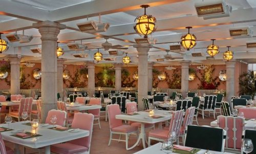 Solaira Alpha BEVERLEY HILLS HOTEL - CABANA RESTAURANT