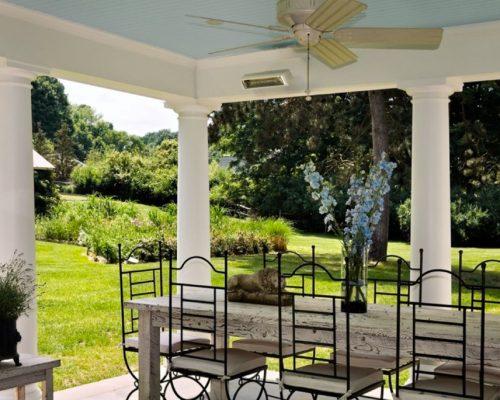 outdoor room heating