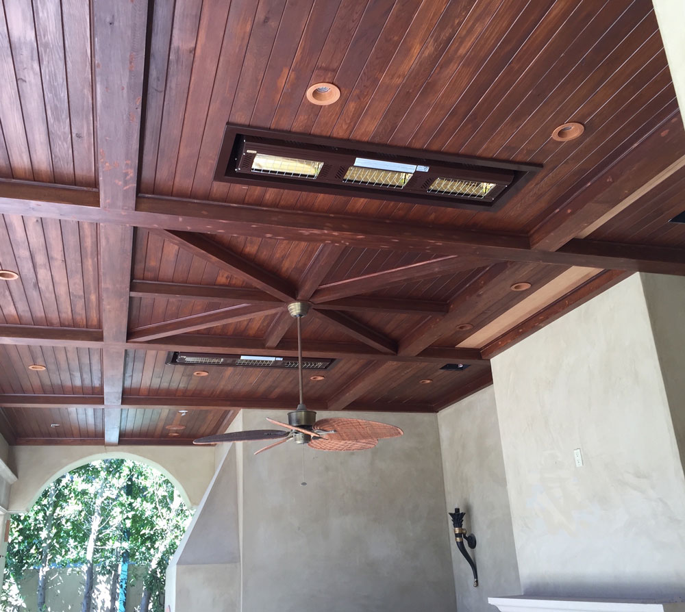 Patio Heaters Offer High Quality Controllable and Confortable Heating