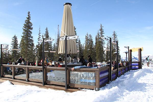 ski resort heating