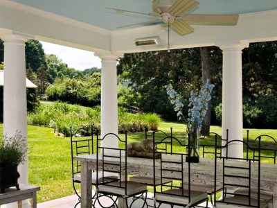 outdoor residential heating